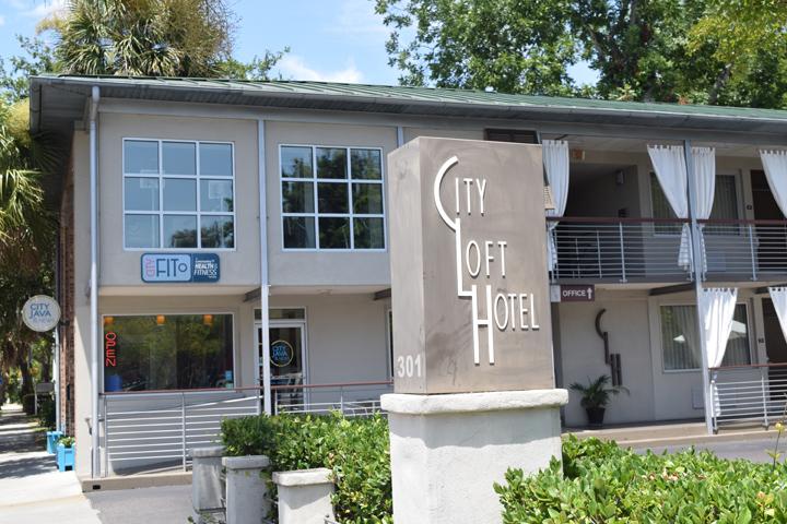 City Loft Hotel Boutique In Beaufort Sc