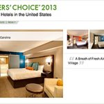 City Loft Again Named a Top 25 Small Hotel by Tripadvisor